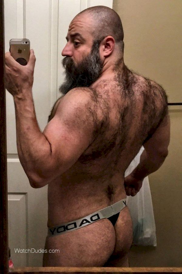 Men hairy nude bear you advise me?